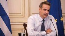 Κυρ. Μητσοτάκης: Εθνική επιτυχία η συμφωνία για την ΑΟΖ Ελλάδας- Αιγύπτου