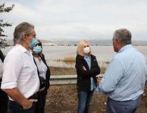 Γεννηματά από Καρδίτσα : Χρειάζεται ολοκληρωμένο σχέδιο για τις πληγείσες περιοχές