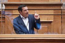Πρόταση μομφής από Τσίπρα κατά Σταϊκούρα για τον νέο Πτωχευτικό