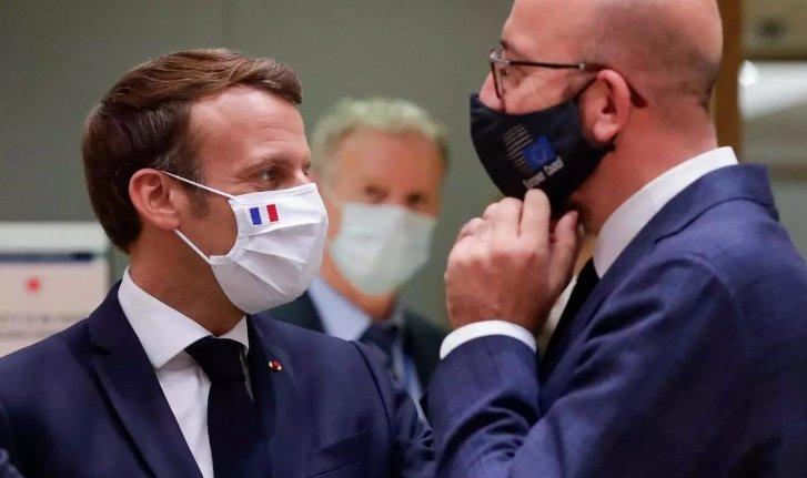 Η Γαλλία ζητά μέτρα κατά της Τουρκίας στην επόμενη Σύνοδο Κορυφής