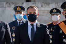 Ν. Παναγιωτόπουλος: Οι Ένοπλες Δυνάμεις ορθώνουν ανάστημα σε δύσκολες συνθήκες