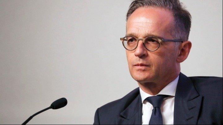 Χ. Μάας: «Το παιχνίδι με τη φωτιά» στην ανατολική Μεσόγειο δεν επιτρέπεται να επαναληφθεί