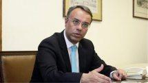 ταϊκούρας: Δεν βρίσκεται στο «κόκκινο» η ελληνική οικονομία – Εξετάζεται παράταση για την Eπιστρεπτέα Προκαταβολή 5