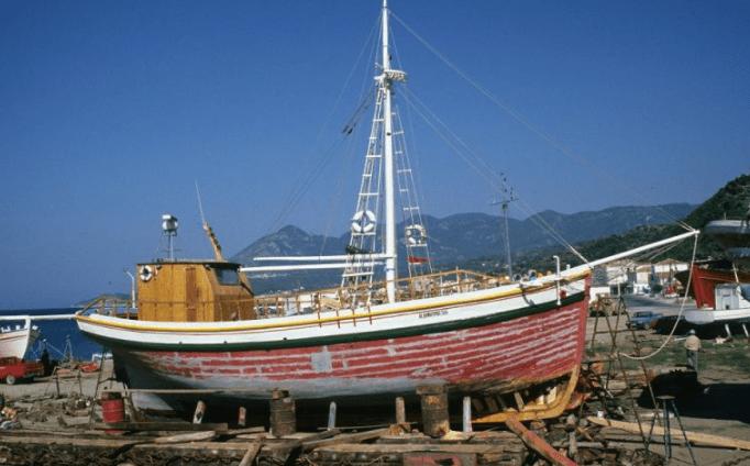 Σχολή ξυλοναυπηγικής στη Σάμο δημιουργεί το υπουργείο Πολιτισμού