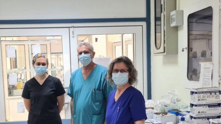 Νοσοκομείο Σάμου: Άδειασε από ασθενείς με κορωνοϊό το τμήμα Covid 19
