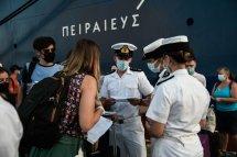 Ταξίδι με πλοίο: «Απαγορευτικό» σε 4.500 ταξιδιώτες μέσα σε μια εβδομάδα