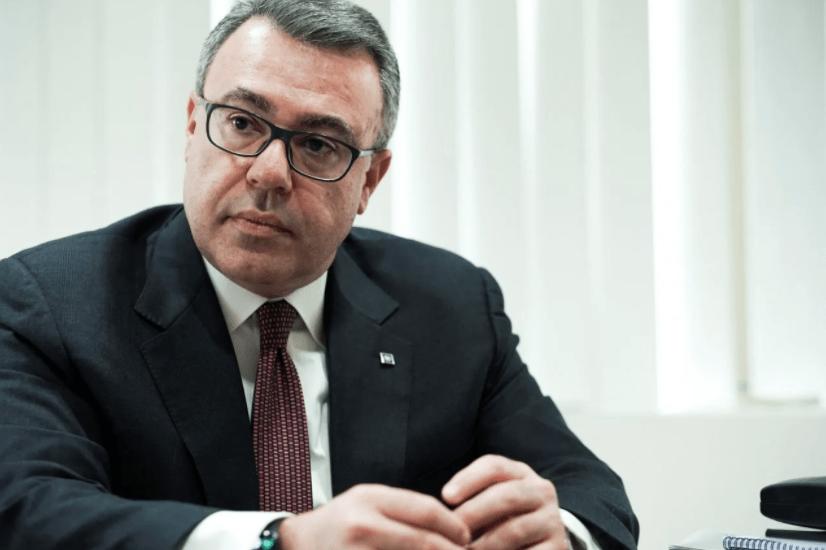 Β. Ψάλτης στη Handelsblatt: «Η Alpha Bank πρωτοστατεί στον οικονομικό μετασχηματισμό της χώρας και τον εκσυγχρονισμό των επιχειρήσεων