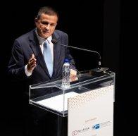 Κ. Αραβώσης στα 2α Επιχειρηματικά Βραβεία «Θαλής ο Μιλήσιος» : Απαραίτητη η συνεισφορά όλων μας για την επίτευξη του κλιματικού στόχου