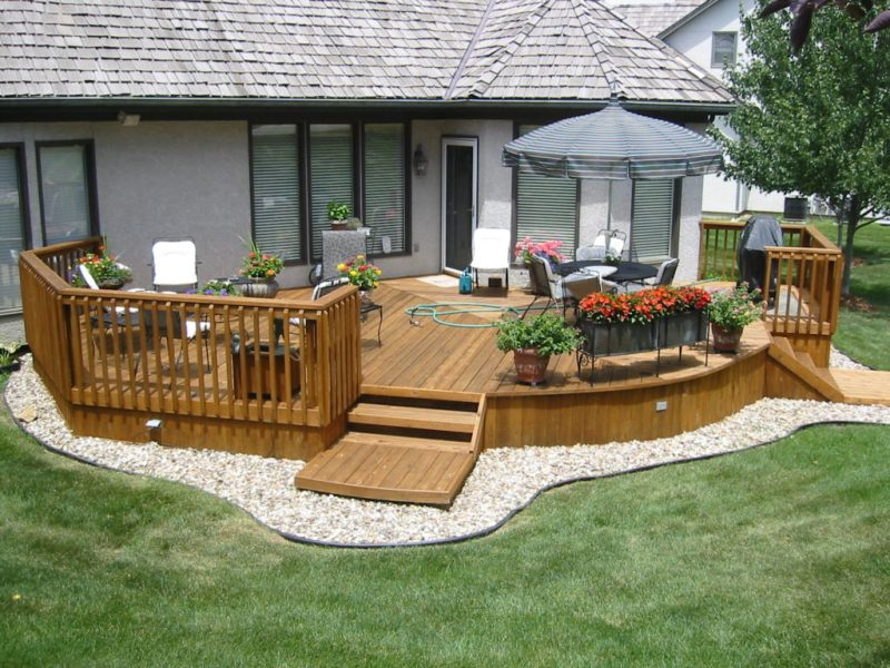 20 Wooden Deck Ideas - Neat And Cozy Home Ideas