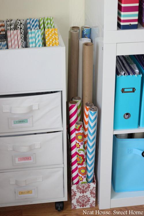 5 Craft Room Organization Tips