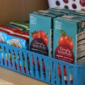 Organizing your pantry should not be costly. I came to realize that sometimes, practicality must prevail. | Quick Pantry Organization