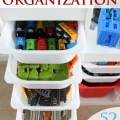 This week, I will show you how to develop a great toys organization system in 4 easy steps.
