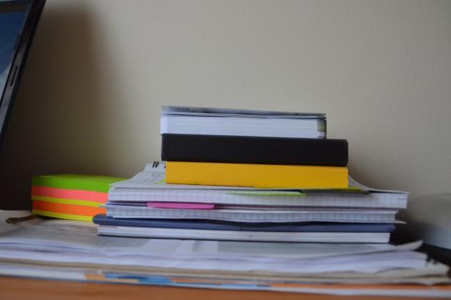 Week 7 - Eliminate Paper Clutter