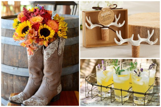 Rustic / Country-Western Bridal Shower