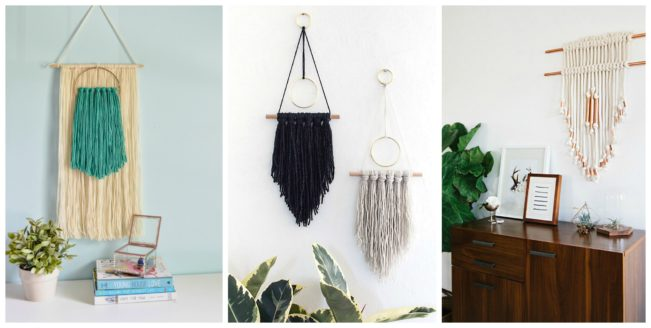DIY decorations you can craft even on a tight budget to make your love nest as snug and graceful as it can be.