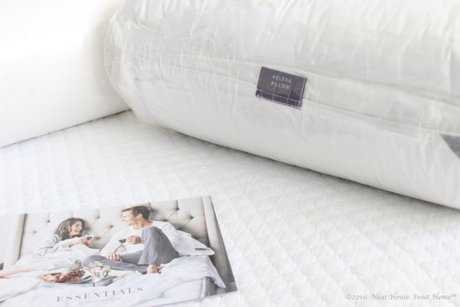 Win 4 luxurious pillows from Brentwood Home. Made in USA with only healthy and ethically-sourced materials.