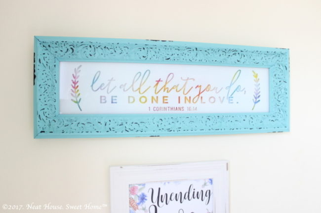 Trend Unending Love Amazing Grace Free Printable Wall Art My new favorite creative space
