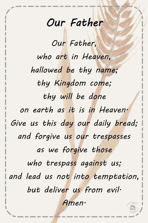 photo relating to Prayer Rock Printable named Prayers for 1st Communion Planning Absolutely free Printable Playing cards