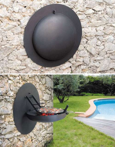 15 Cool Outdoor Barbeques Neatorama