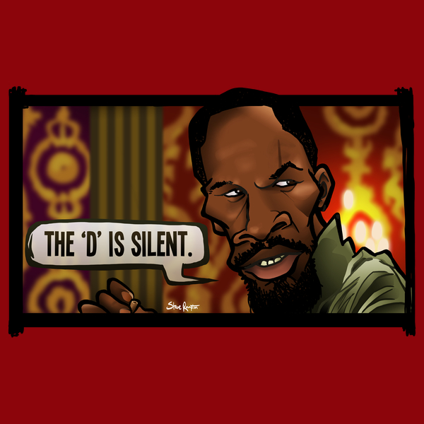 The D is Silent (Django Unchained)