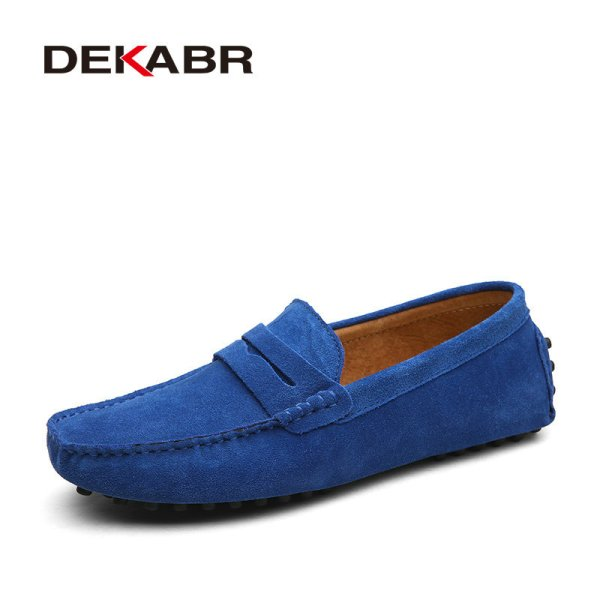 Neatshoe Genuine Leather Loafer 18