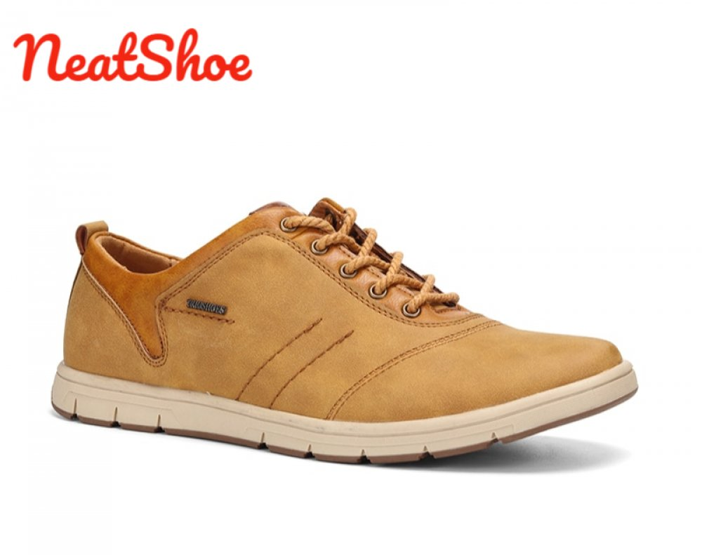 NeatShoe Casual Leather