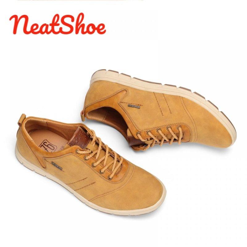 NeatShoe Casual Leather 8