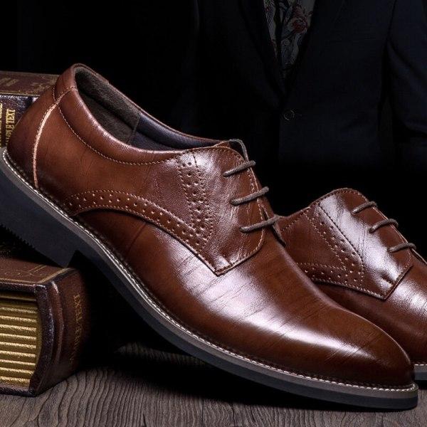 Oxfords Bullock Business Shoe 3