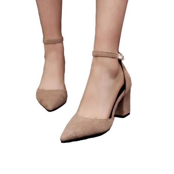 Fashion High Heels Pumps Shoes 2