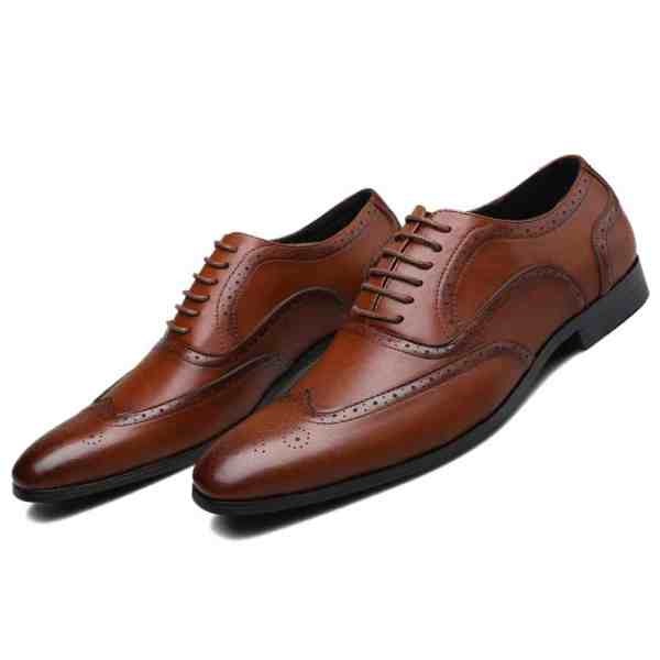 Business Comfortable Leather Shoe 2