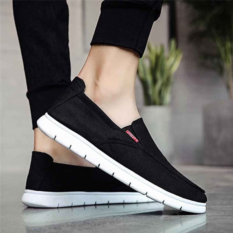 Flats Male Breathable Sneakers