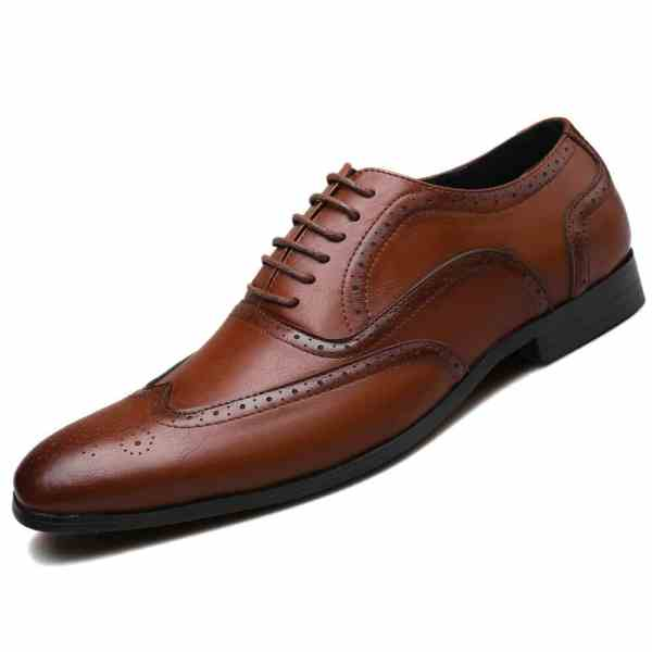 Business Comfortable Leather Shoe 8