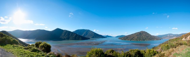 Marlborough Sounds, Neuseeland