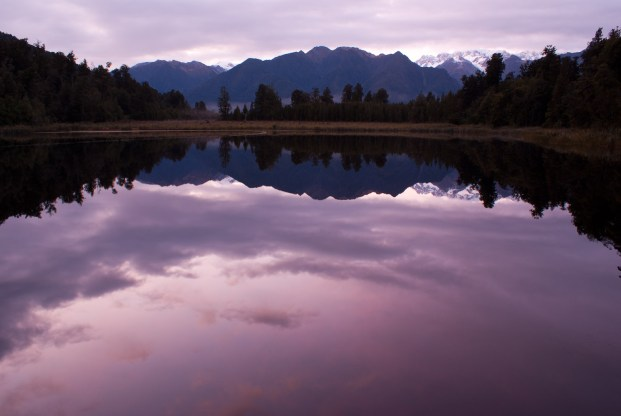 Mirror Lake Matheson