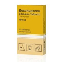 Доксициклин Солюшн Таблетс – инструкция по применению ...