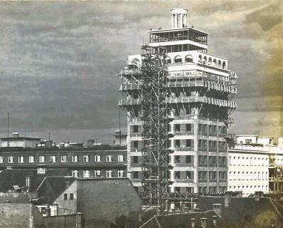 Zgodovina | Nebotičnik - Skyscraper