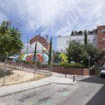 La Universidad Nebrija y el colectivo Boa Mistura realizan una intervención urbana en el distrito de Tetuán