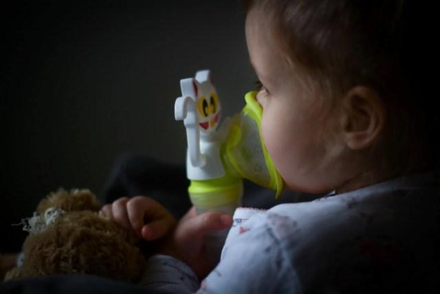 inhalator dla dzieci - domowe sposoby na katar i przeziębienia