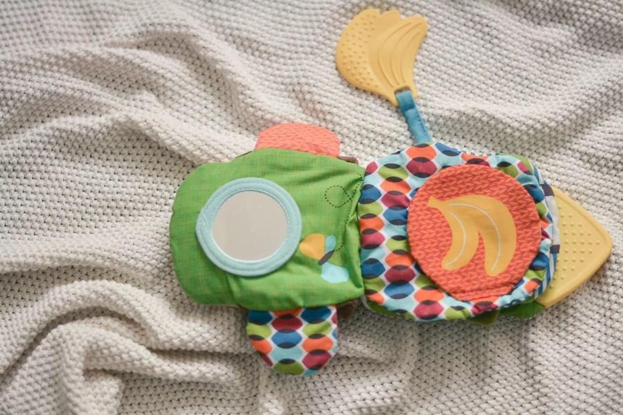 zabawki dla niemowląt skip hop buddies