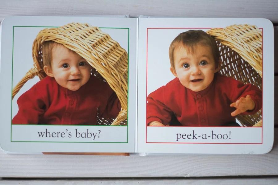 książka dla niemowląt