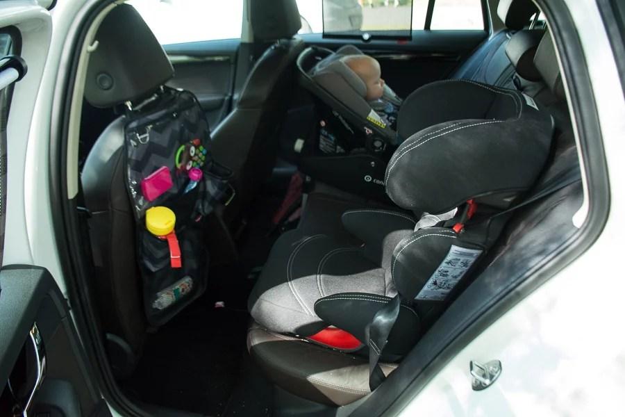 organizer do samochodu