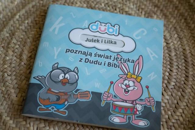 co kupić dziecku na roczek - płyta Dubi