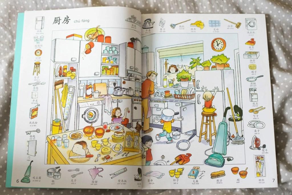 język chiński - słownik obrazkowy