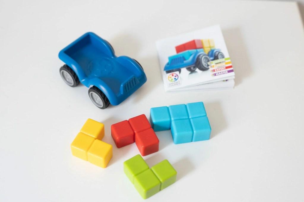 prezent dla trzylatka - granna auto