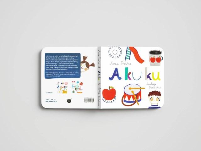 ksiązki dla niemowląt