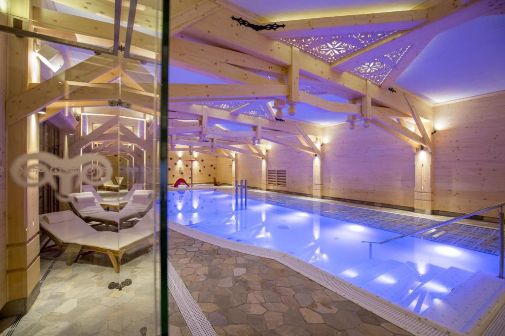 Aries Hotel & SPA - basen