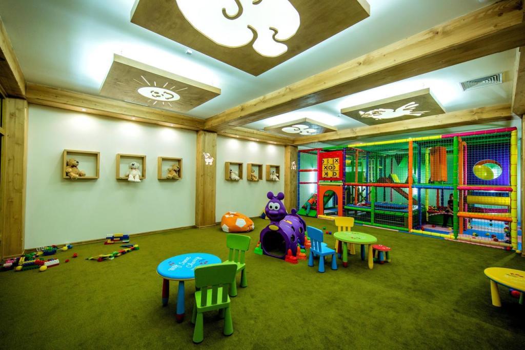 Grand Stasinda - sala zabaw - atrakcje dla dzieci