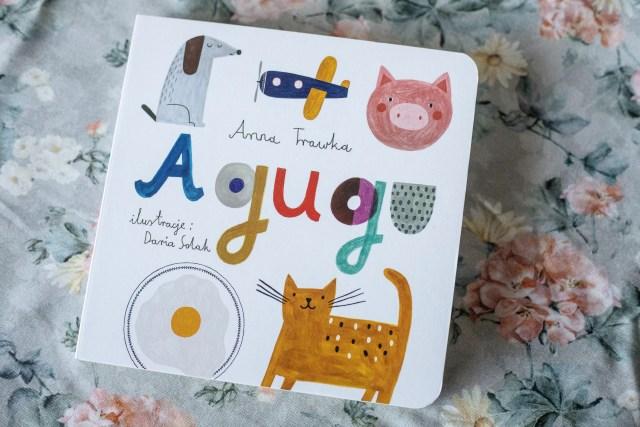 okładka książki A gugu - autor Anna Trawka