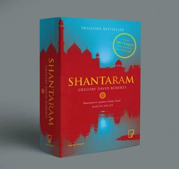 Najlepsze książki do czytania na kwarantannie - shantaram