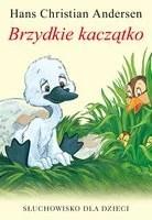 okładka książki - brzydkie kaczątko